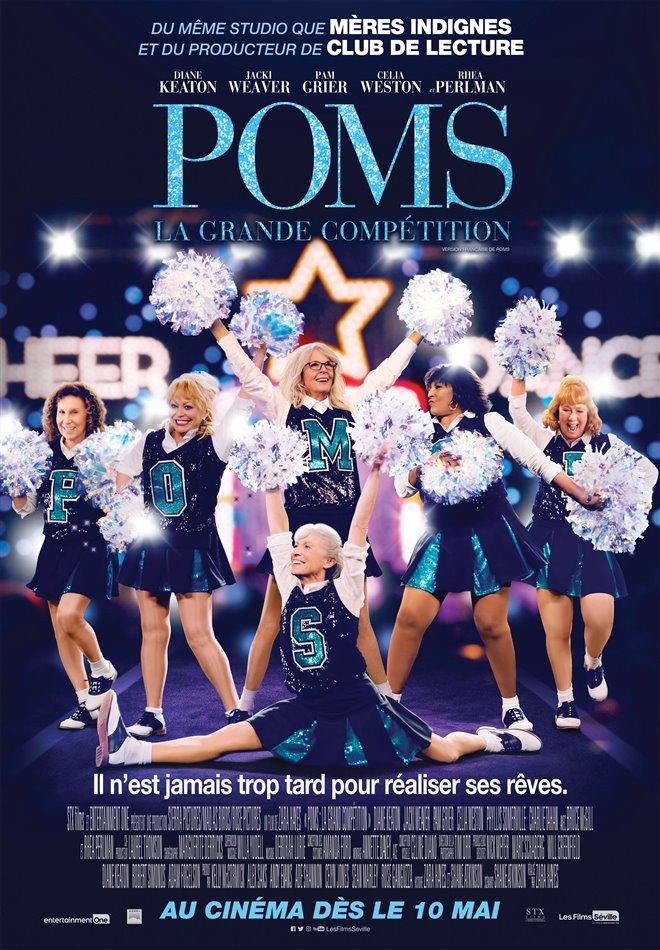 Poms : La grande compétition Large Poster