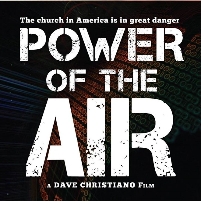Power of the Air Large Poster