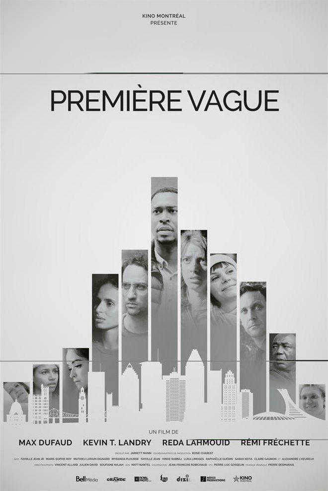 Première vague (v.o.f.) Large Poster