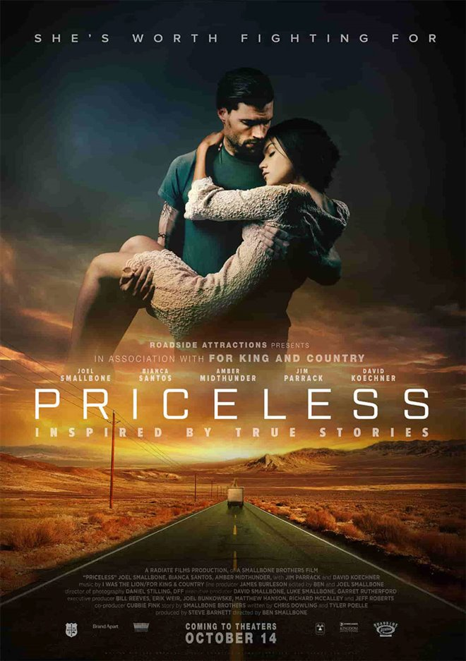Priceless Large Poster