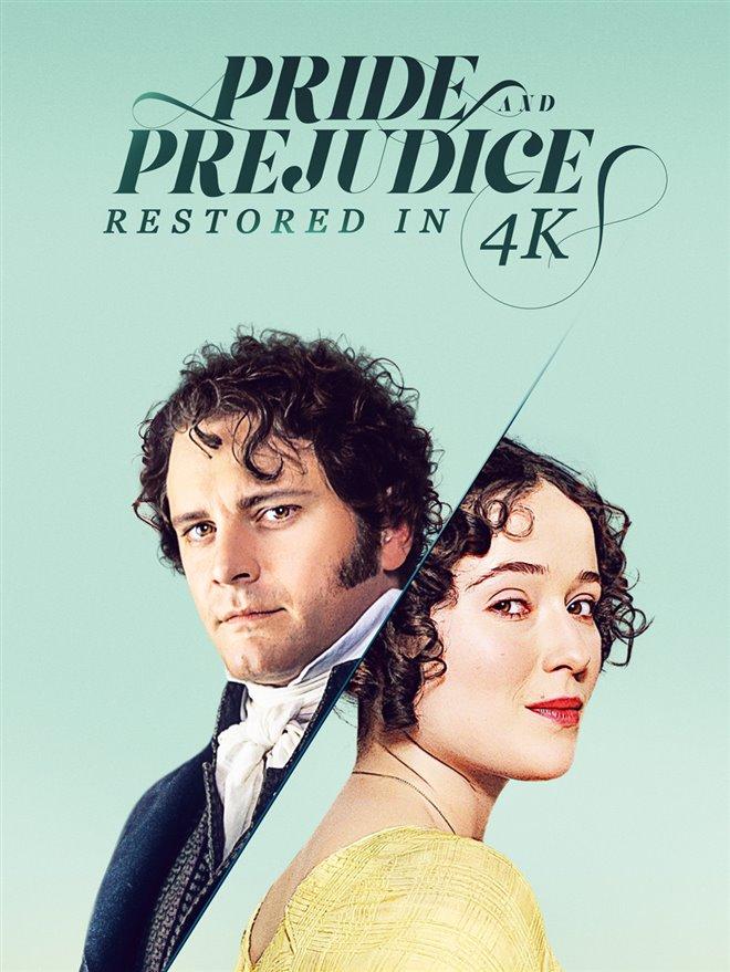 Pride and Prejudice (BritBox) Large Poster