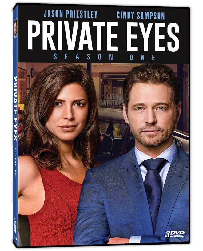 Private Eyes: Season One Large Poster