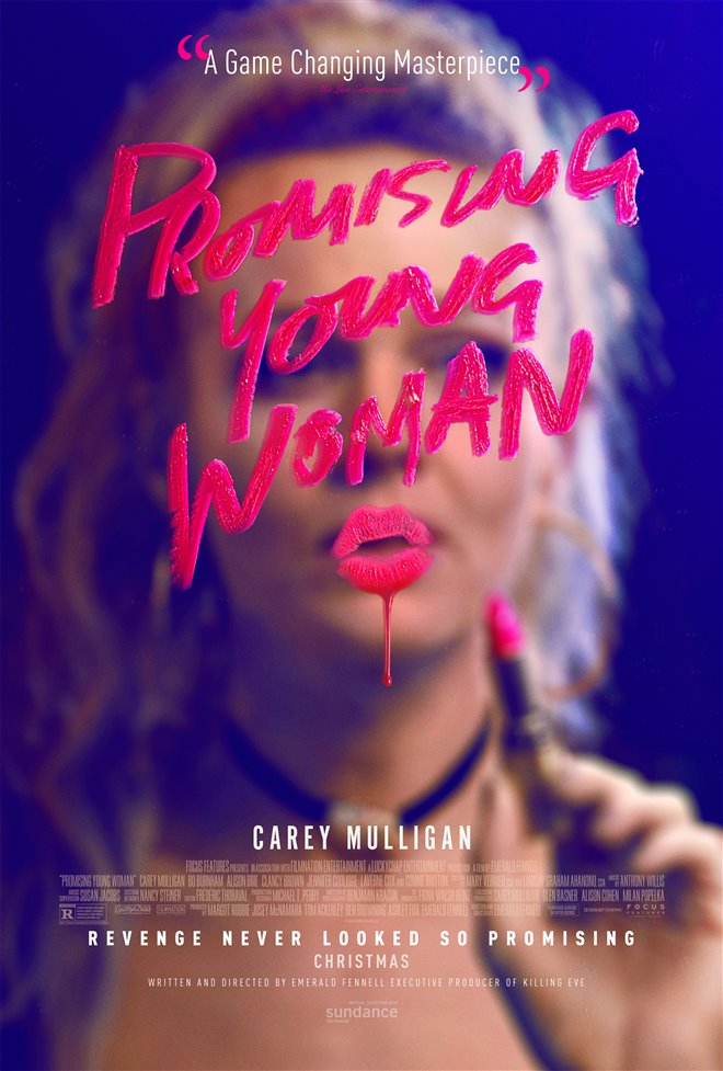 Promising Young Woman Large Poster