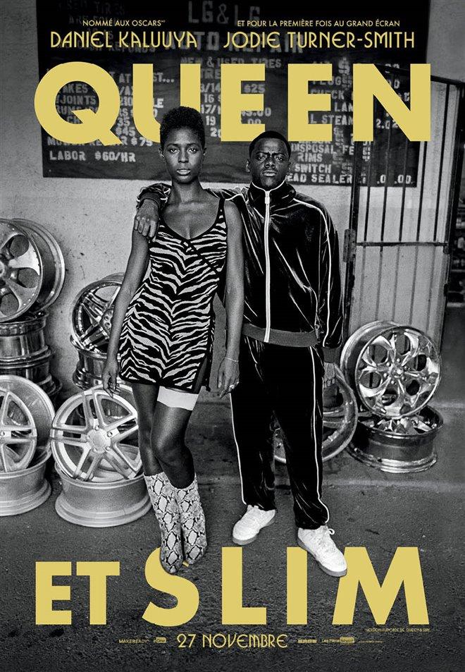Queen et Slim Large Poster