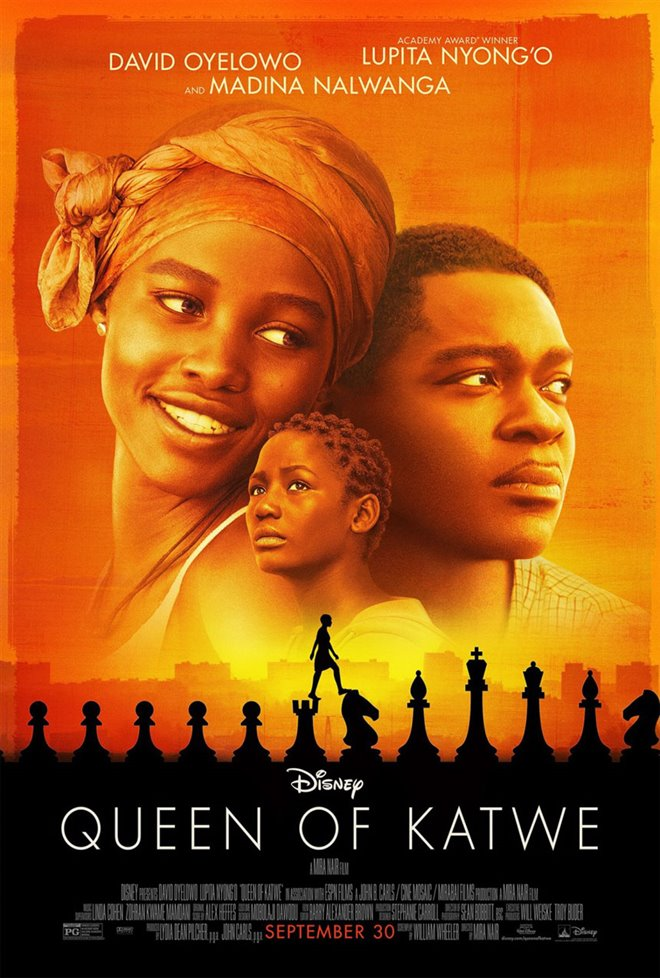 Queen of Katwe Large Poster