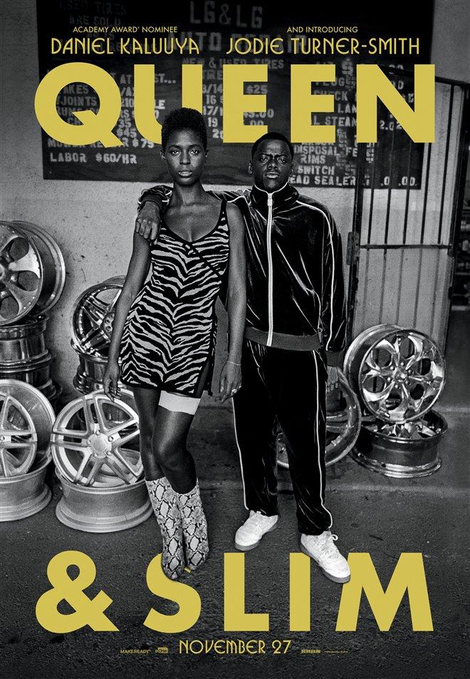 Queen & Slim Large Poster