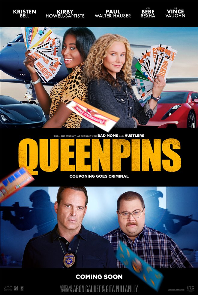 Queenpins Large Poster