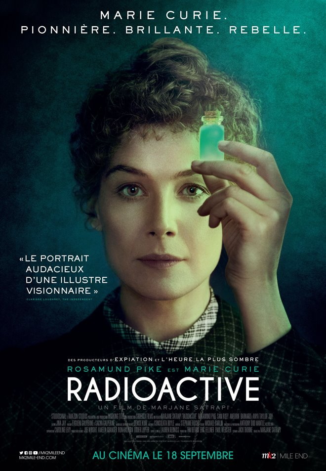 Radioactive (v.o.a.s.-t.f.) Large Poster