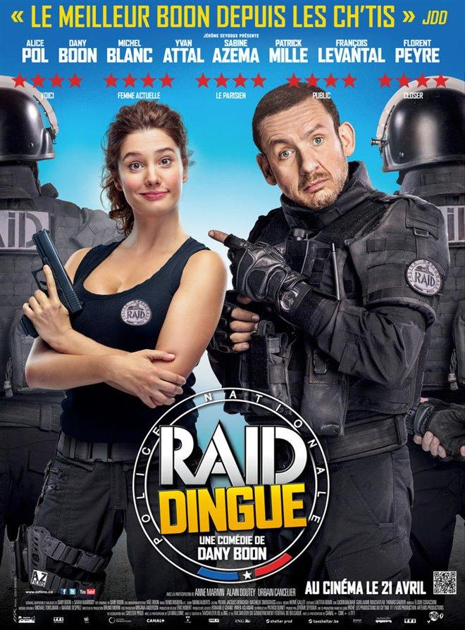 Raid dingue Large Poster