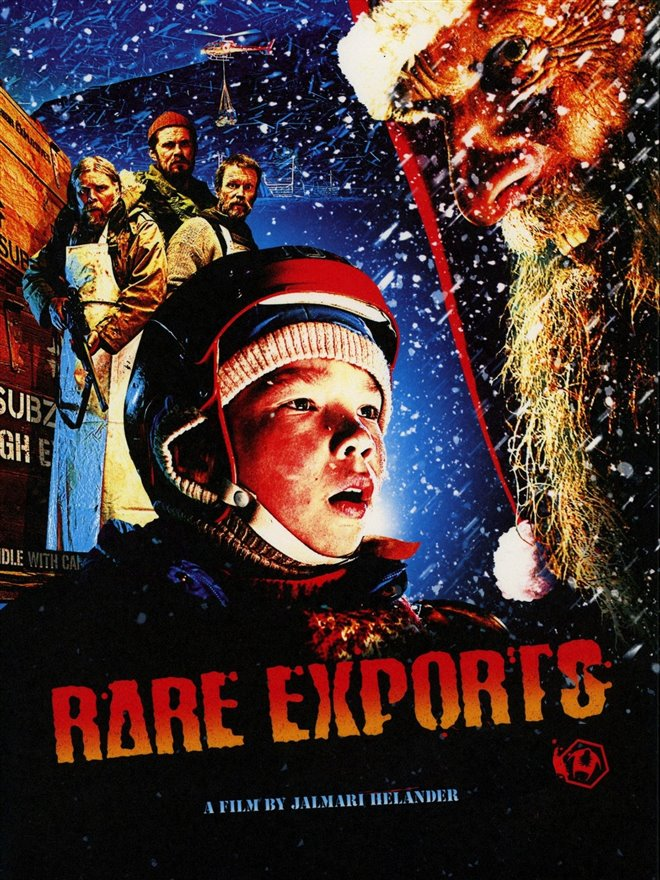 Rare Exports Large Poster