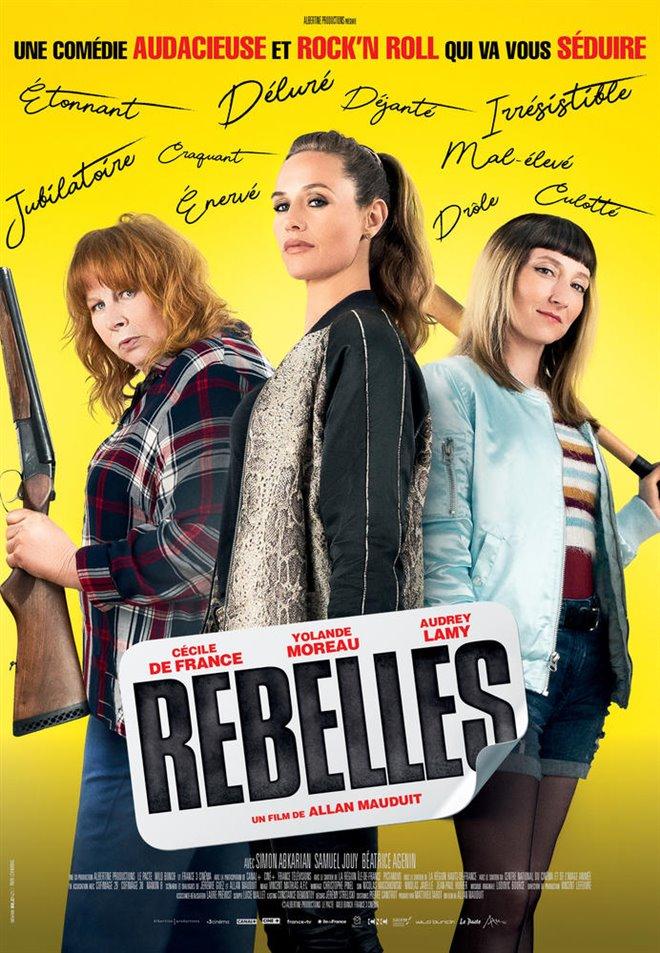 Rebels Large Poster