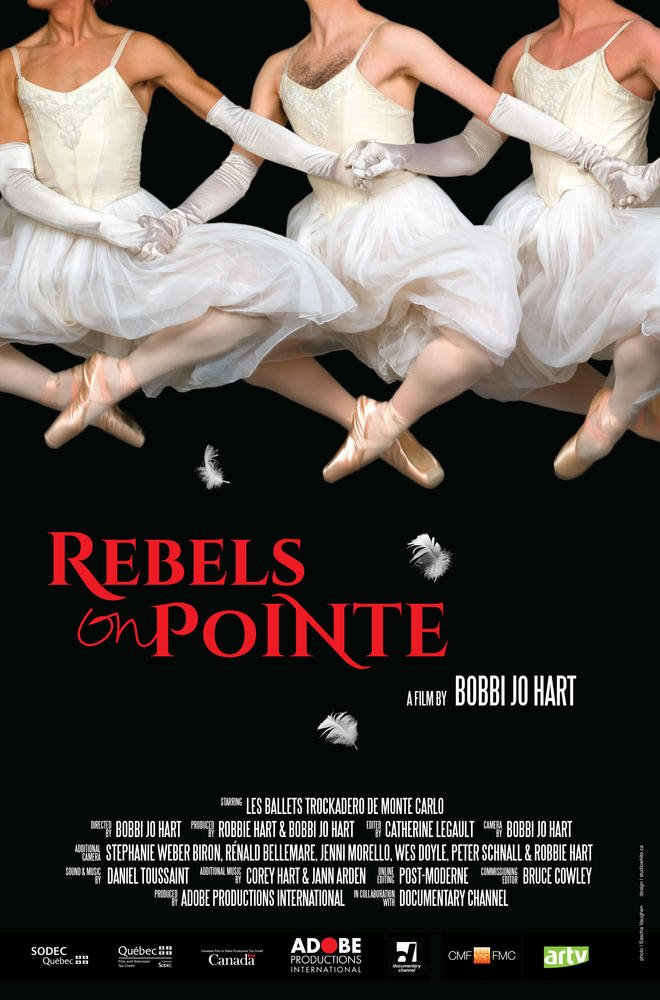 Rebels on Pointe Large Poster