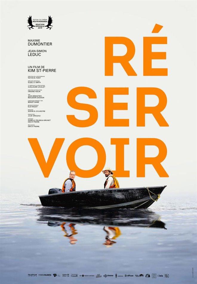 Réservoir (v.o.f.) Large Poster