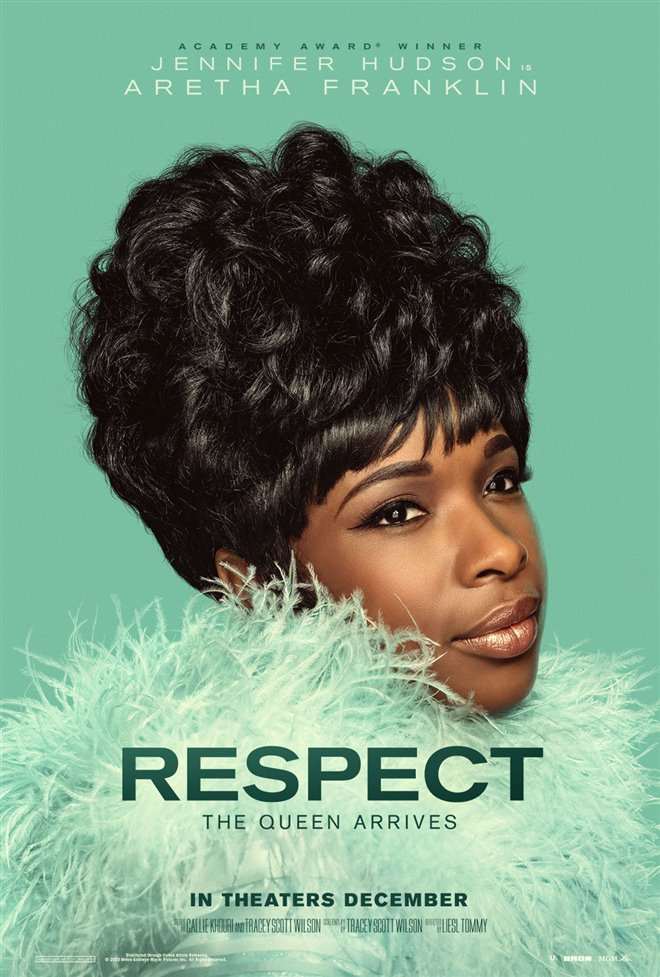 Respect Large Poster