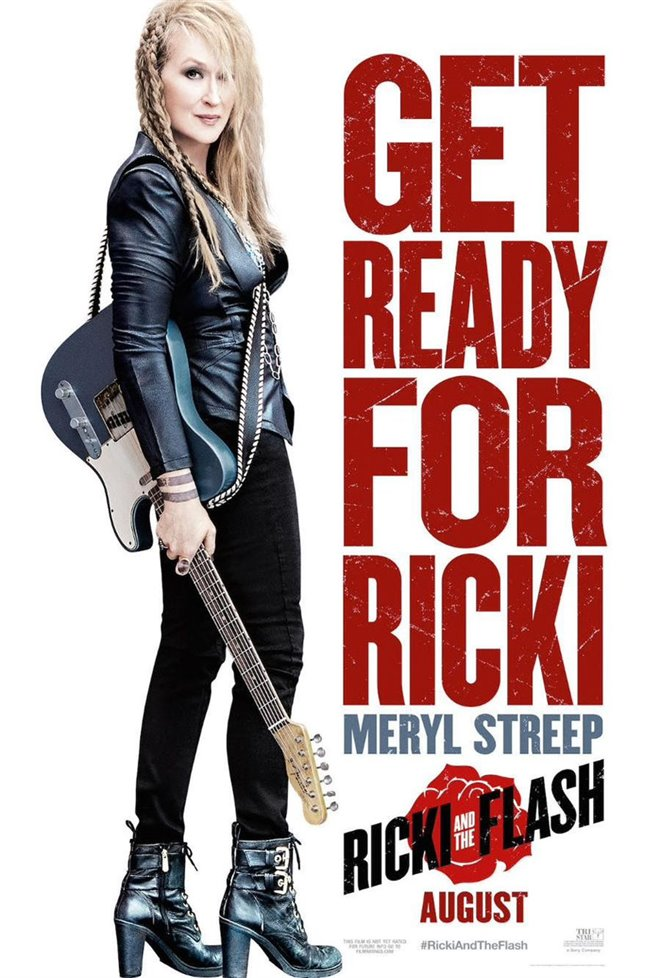 Ricki and the Flash Large Poster