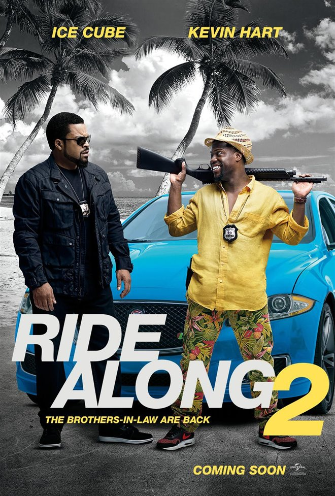Ride Along 2 Large Poster