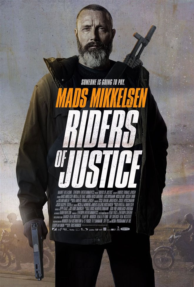 Riders of Justice Large Poster