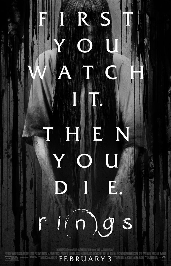 Rings Large Poster