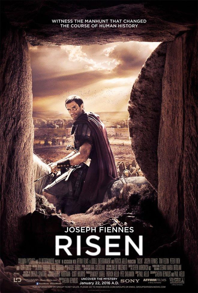 Risen Large Poster