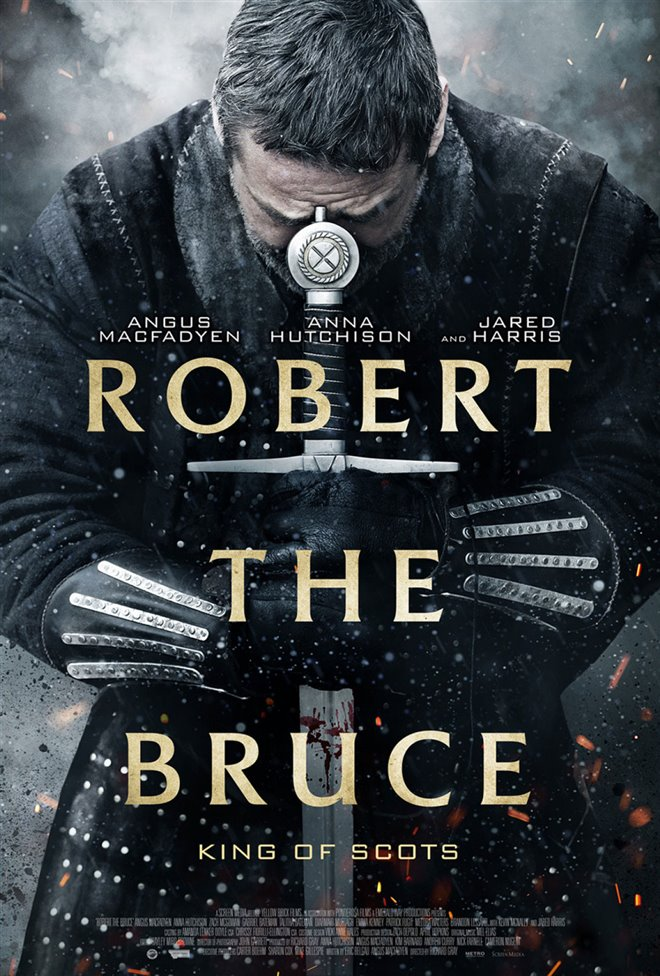 Robert the Bruce Large Poster