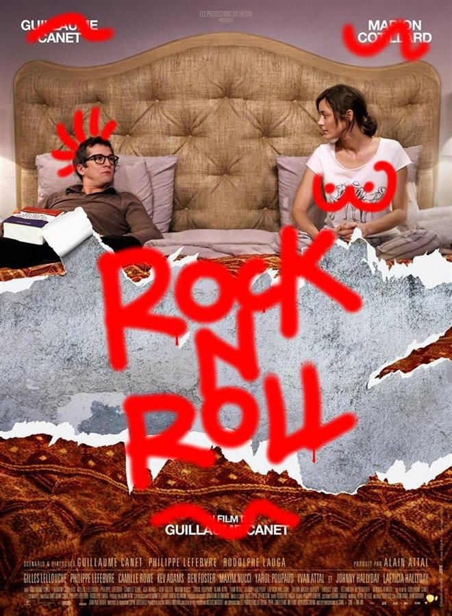 Rock'n Roll Large Poster