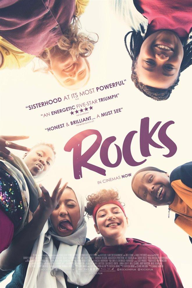 Rocks Large Poster