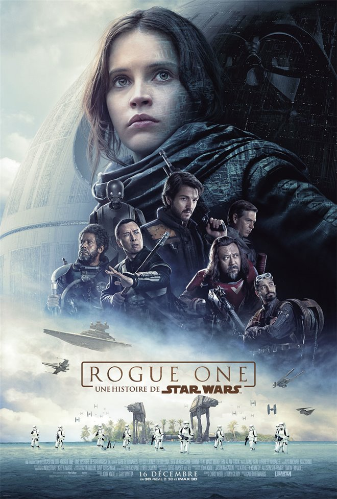 Rogue One : Une histoire de Star Wars Large Poster