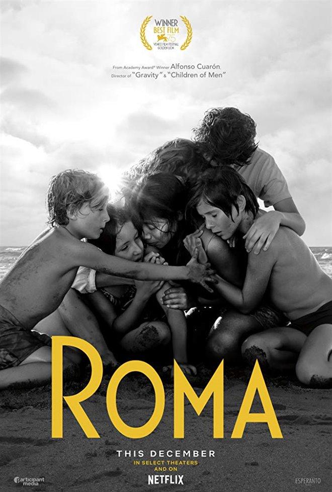 Roma (Netflix) Large Poster