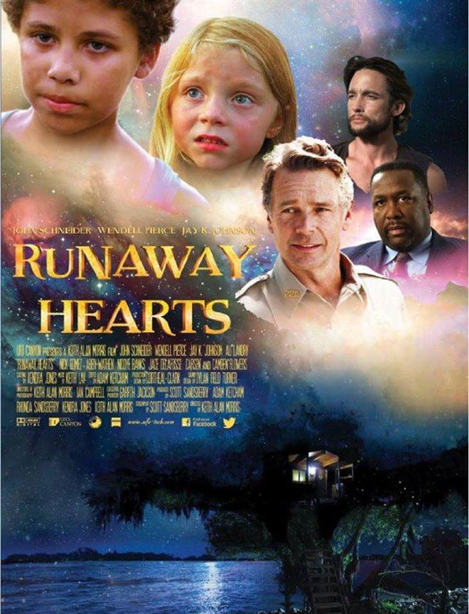 Runaway Hearts Large Poster
