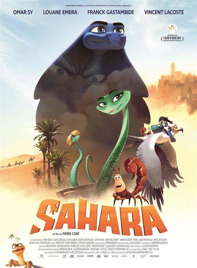 Sahara Large Poster