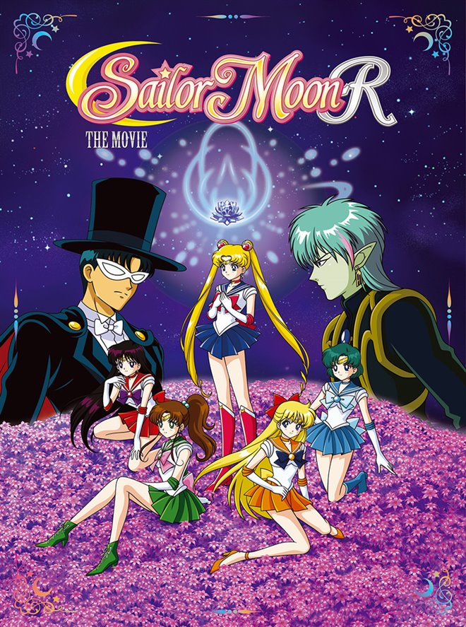 Sailor Moon R: The Movie Large Poster