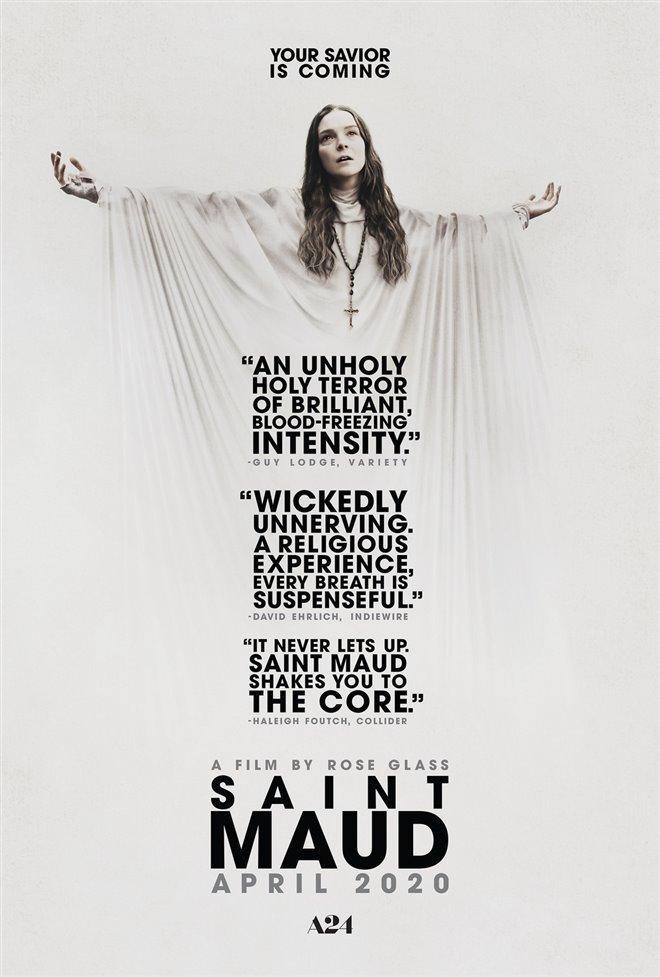 Saint Maud Large Poster