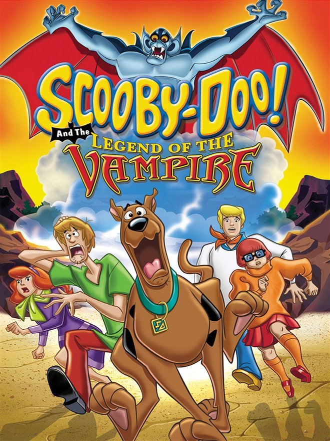 Scooby-Doo! And the Legend of the Vampire Large Poster