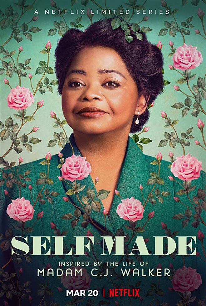 Self Made: Inspired by the Life of Madam C.J. Walker Large Poster