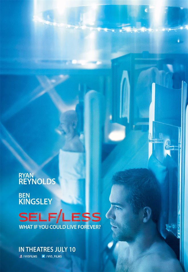 Self/less Large Poster