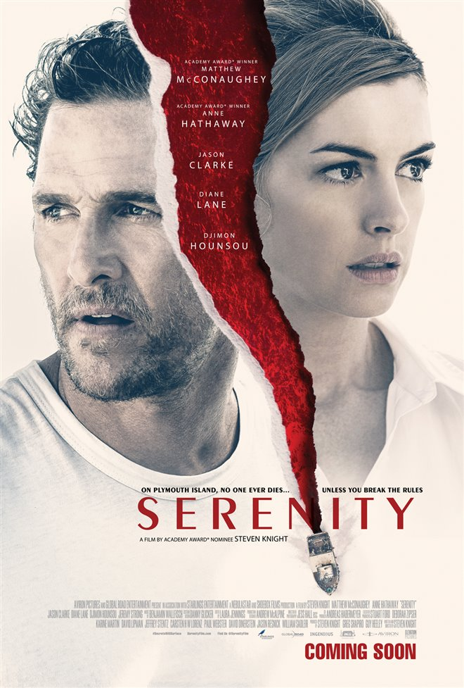 Serenity Large Poster