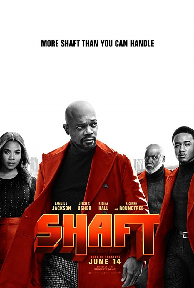Shaft (v.o.a.) Large Poster
