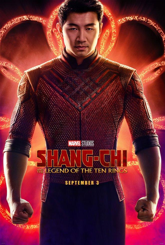 Shang-Chi et la légende des dix anneaux Large Poster