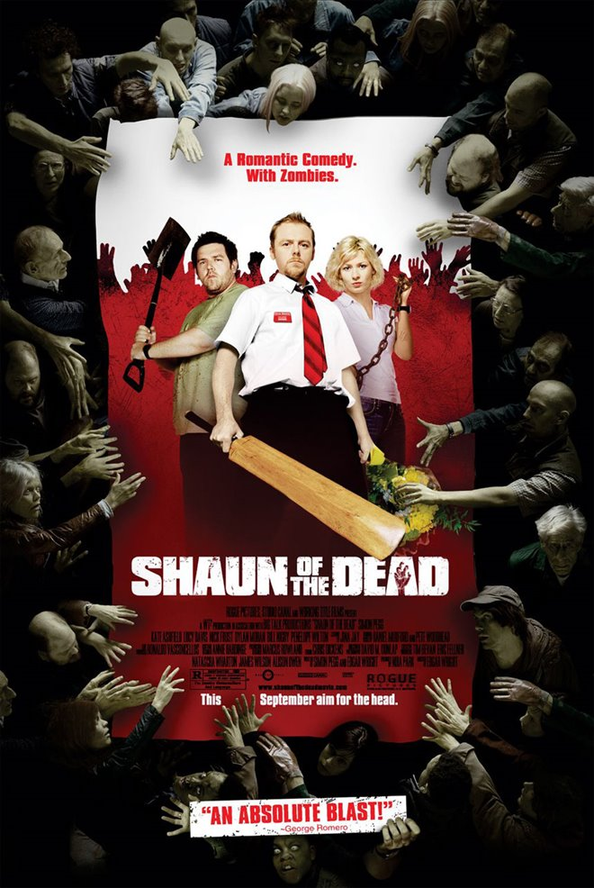 Shaun of the Dead Large Poster