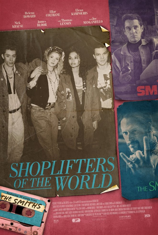 Shoplifters of the World Large Poster