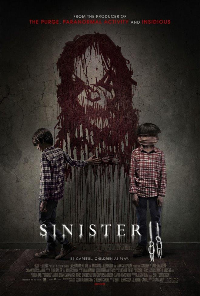 Sinister 2 Large Poster