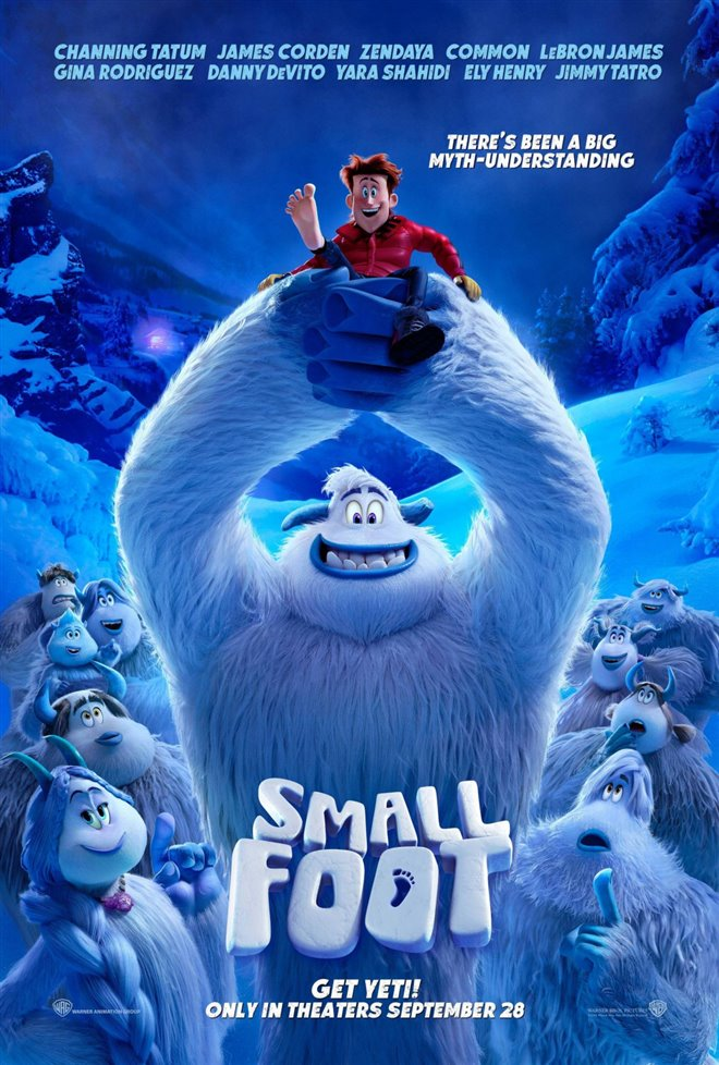 Smallfoot Large Poster