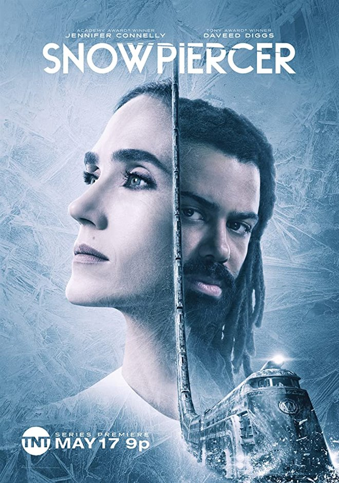 Snowpiercer (Netflix/TNT) Large Poster