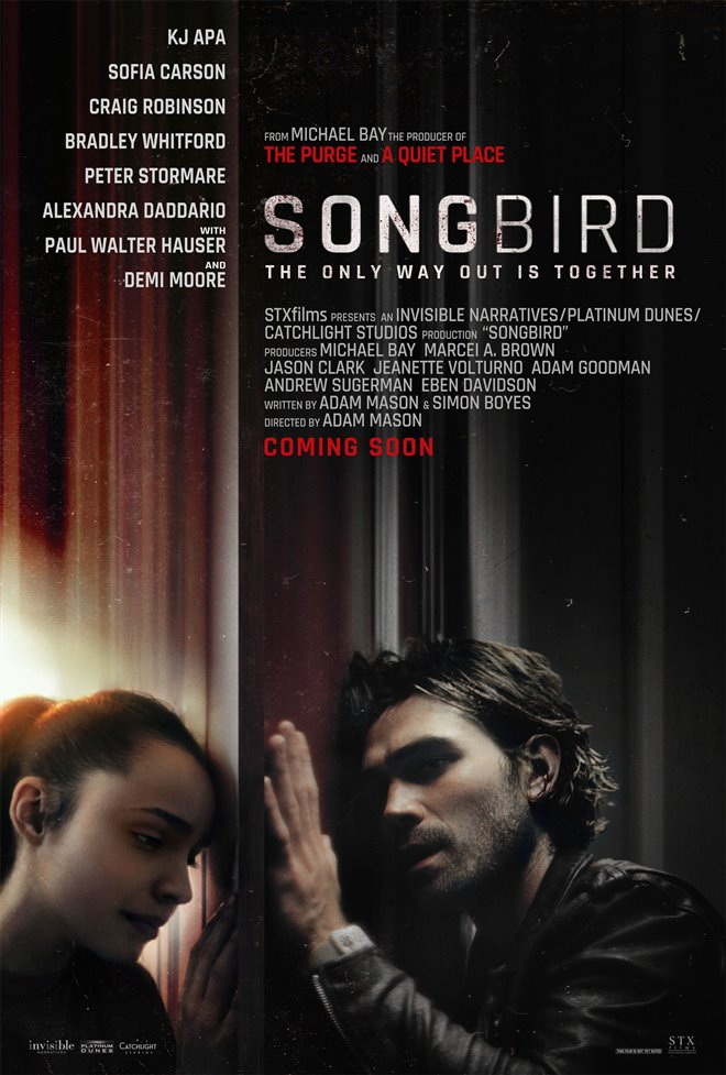 Songbird Large Poster