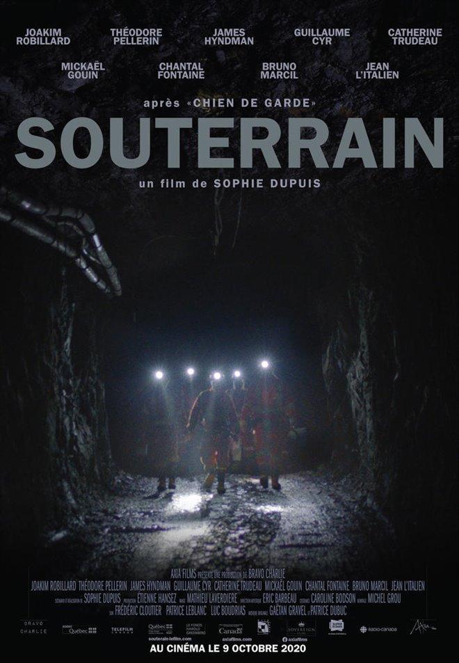Souterrain Large Poster
