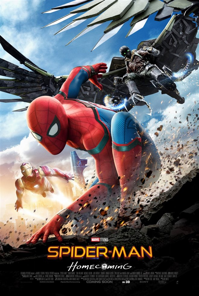 Spider-Man: Homecoming Large Poster