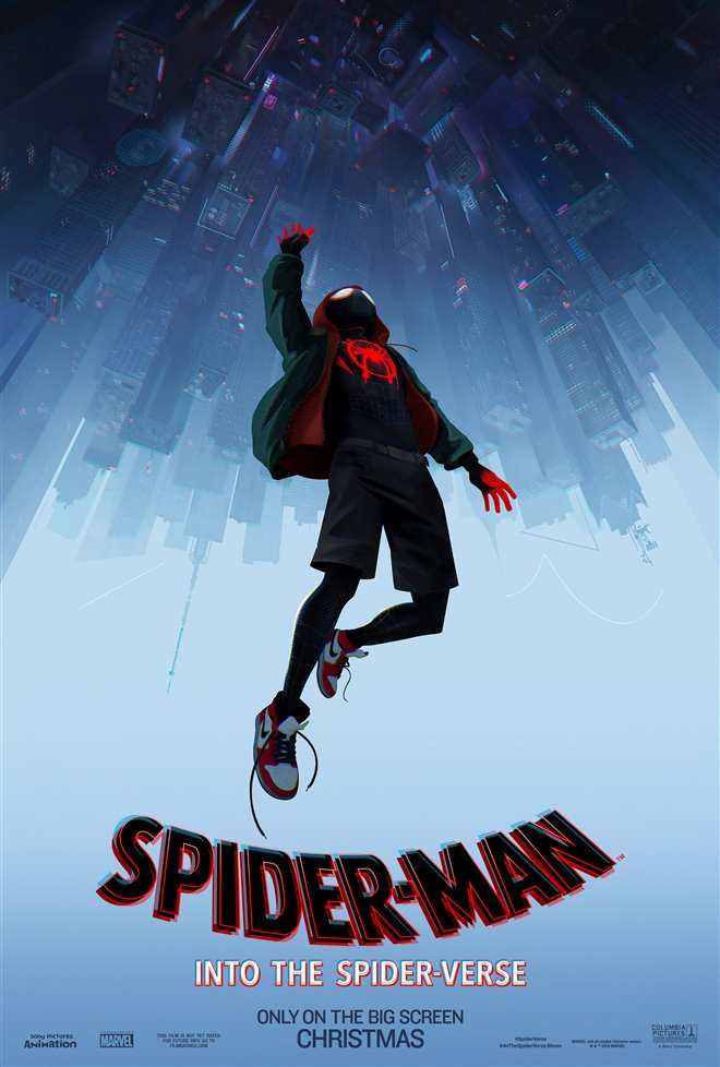 Spider-Man: Into the Spider-Verse Large Poster