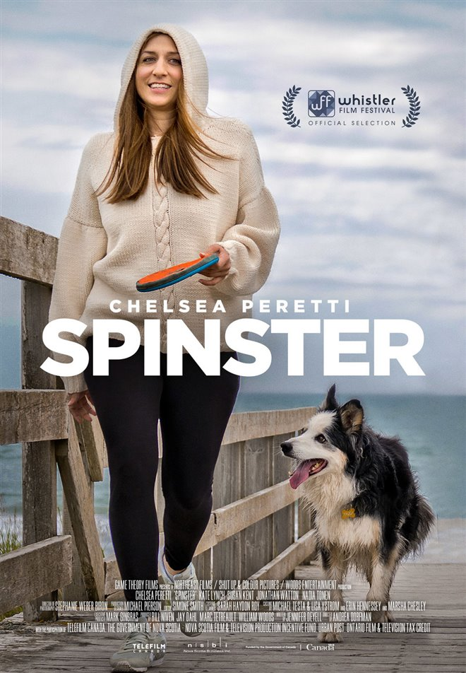 Spinster Large Poster