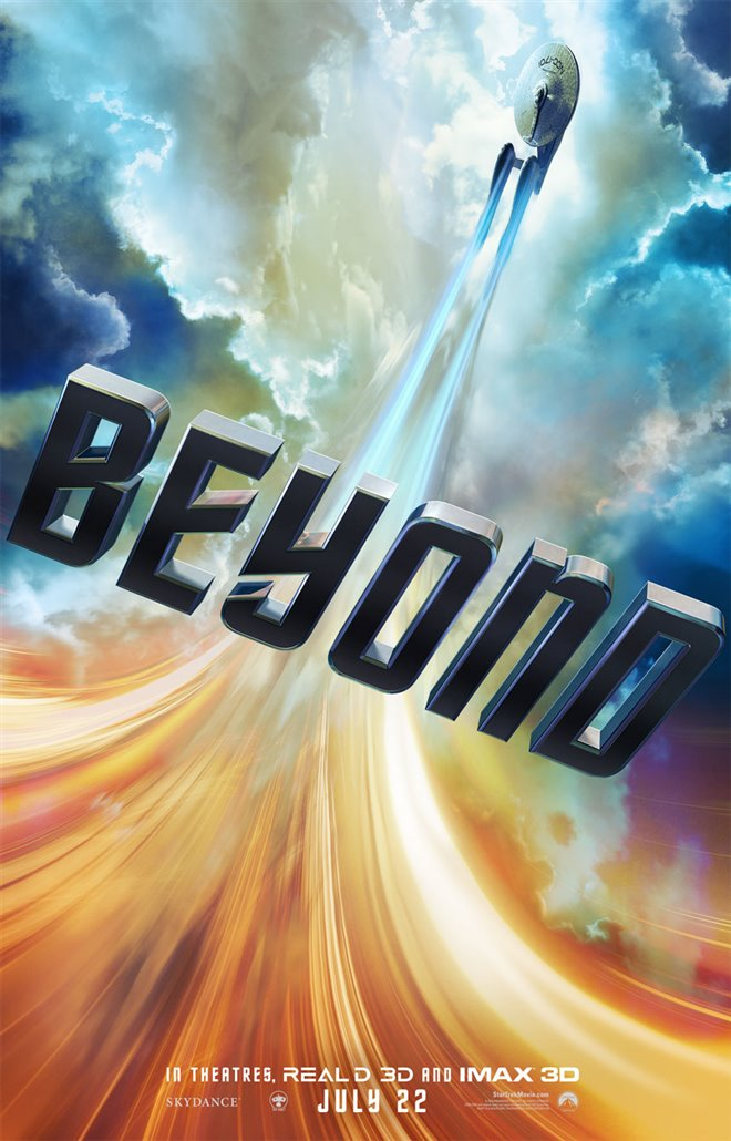 Star Trek Beyond Large Poster