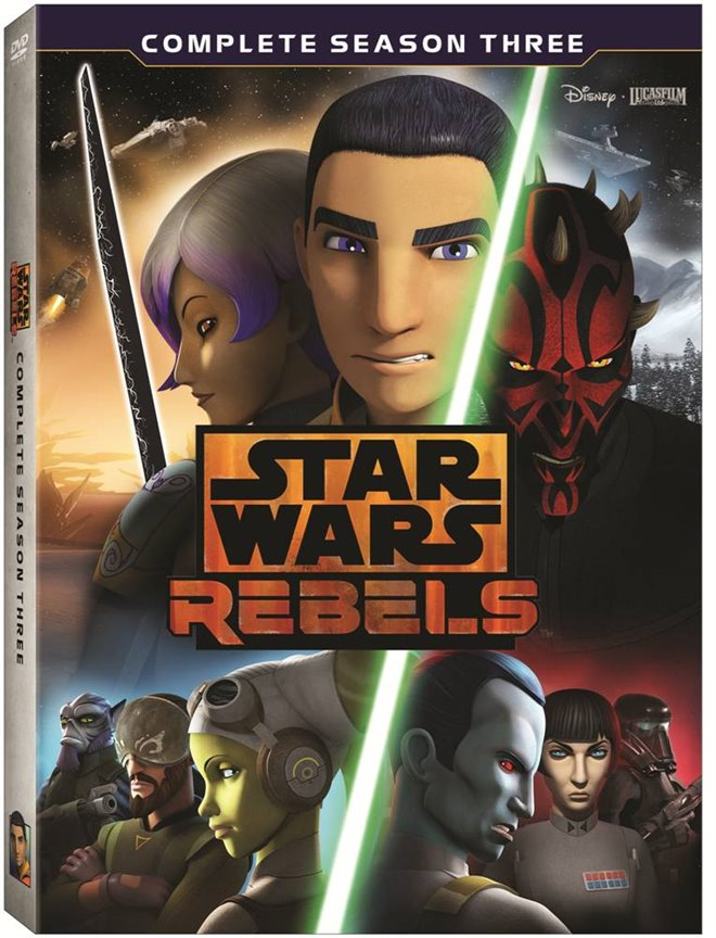Star Wars Rebels: Season Three Large Poster